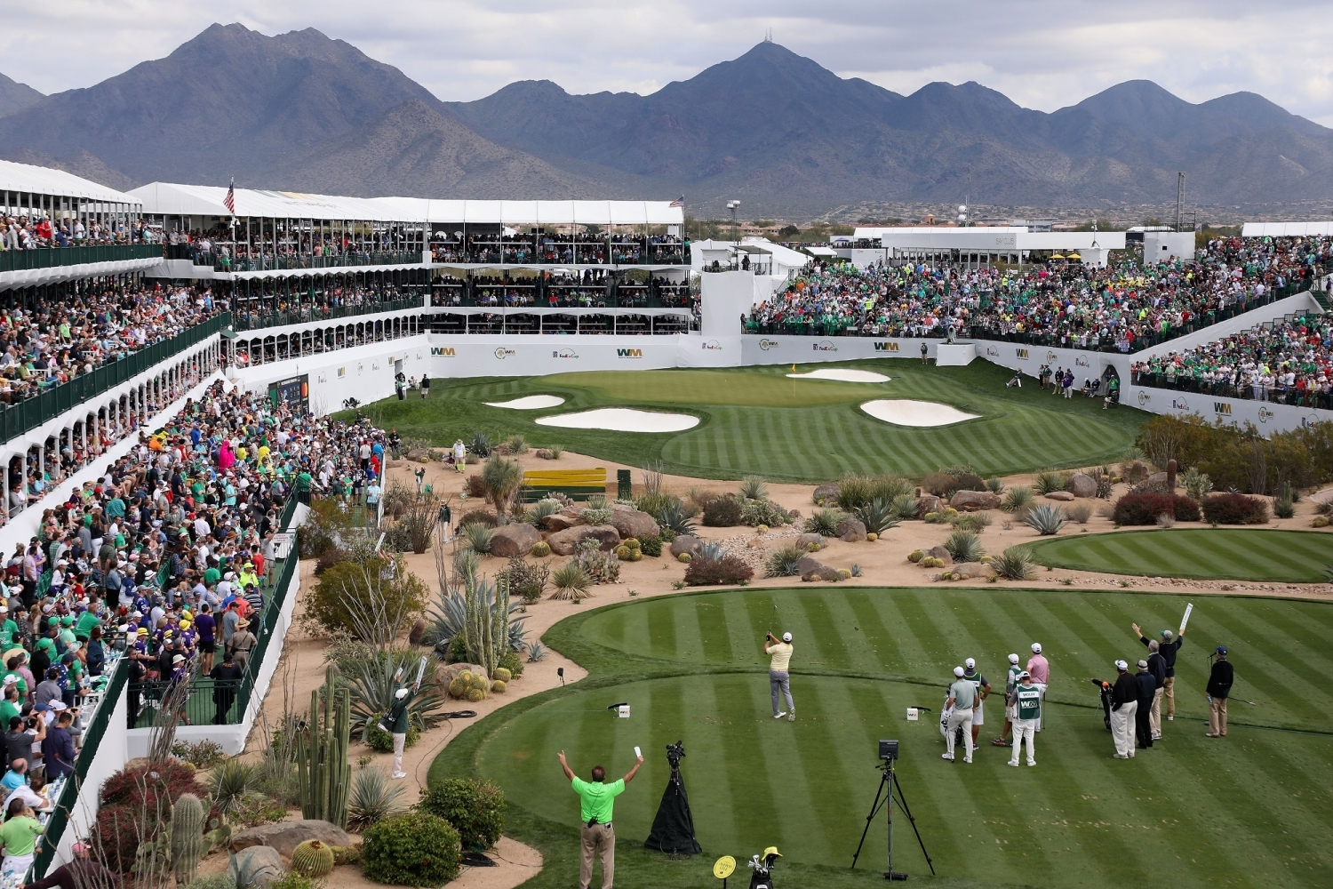Waste Management Phoenix Open (Foto: GettyImages)